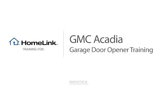 2019 Gmc Canyon Homelink Gmc Cars Review Release