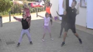 "Zumba Fitness - ""Walilowelela"" de Luyanna et Mampi (1)"