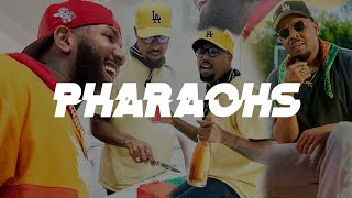 Dom Kennedy - Pharaohs (ft. The Game, Jay 305 & Moe Roy)