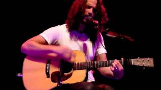 Chris Cornell-Better Man(Pearl Jam Cover) -Vancouver BC-April 30/11