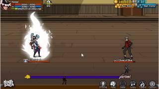 Ninja Saga HEAVY ATTACK CLASS JUTSU