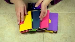 GOOGLE NEXUS 5 Wallet Flip Cover Case Review By CellCasesUSA