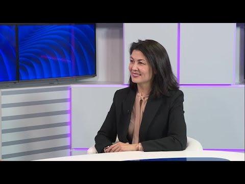 Интервью Эльмиры Тукановой для канала «Россия 24»