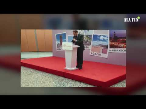 Video : La RAM inaugure son premier vol direct Casablanca-Pékin