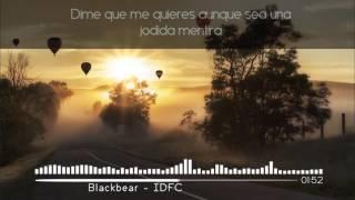 Blackbear - idfc (Acoustic) | Sub. Español