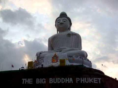 Big Buddha Peace 29 dec 2011 Buddhi Gauchan Manoj Rana Butwal Nepal Lumbini Phuket Thailand