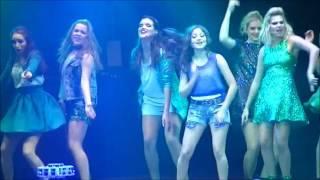 Sobre Ruedas -  Elenco Soy Luna - Luna Park - 13/05/16