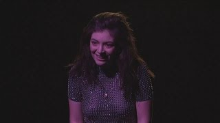 Lorde - Green Light (Mic Feed/Isolated Vocals Only) at Saturday Night Live (SNL)