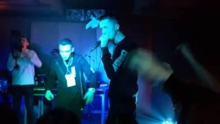 Senti x Frank - Mantra (KRAKÓW @LIVE)