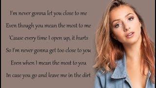 Sam Smith - TOO GOOD AT GOODBYES (Emma Heesters & Samantha Harvey Cover) (Lyrics)