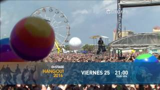 OnSTAGE: Hangout Music Festival 2016 - OnDIRECTV
