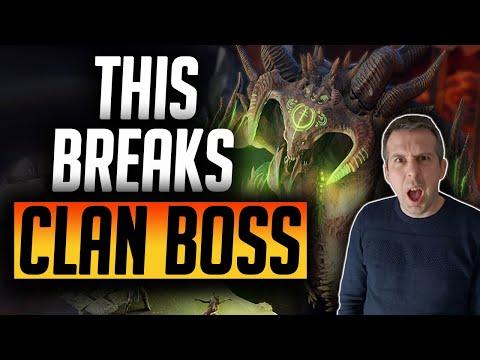 Crazy Findings on Clan Boss Mechanics! | Raid: Shadow Legends