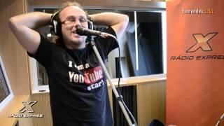Horkýže Slíže -- Povaľači (Hemendex Live)