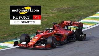 Report F1, GP del Brasile: Vettel rompe l'armonia Ferrari