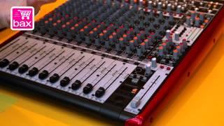 Musikmesse 2012: Behringer Xenyx UFX1604