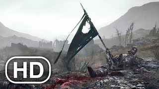 KNIGHTS VS WARLORD KNIGHTS Fight Scene Full Battle (2021) For Honor Cinematic 4K ULTRA HD
