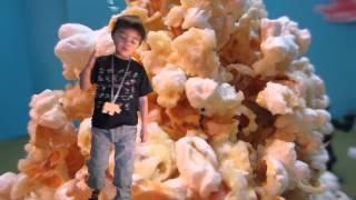 MC Squarepants feat. MC Digimon - Popcorn Mountain (Official Video)