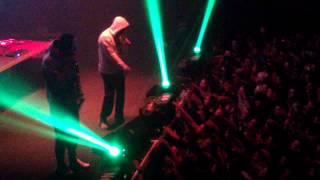 The Chemodan feat. Brick Bazuka  - Этот рэп (Нижний Новгород live 02.12.2012)