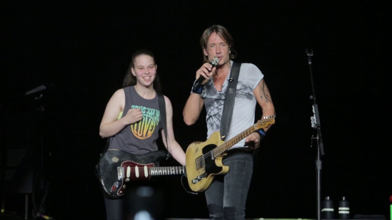 Date For Keith Urban Tour In