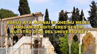 Cantaré a Joshua Baruj  Hashem ברוך (HD) - Apologeticience