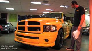 2005 Rumble Bee HEMI for sale Flemings with test drive, driving sounds, and walk through video