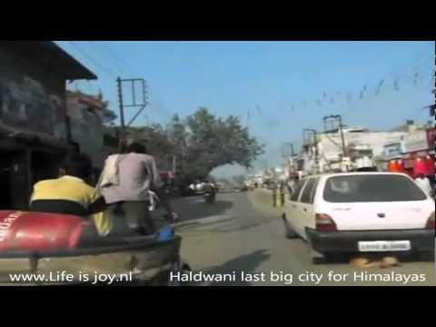 India on BMW R1200GS motorbike. Traveling from Holland to Nepal. Moto motorcycle world travel