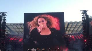Run the World Girls Beyonce - Live in Brussels