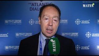 Atlantic Dialogues : Déclaration de Francis Perrin
