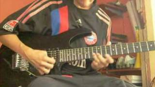 Todo Ser Que Respira (PG) solo de guitarra