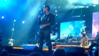 Romeo Ft Usher-PROMISE-LIVE Santo Domingo.
