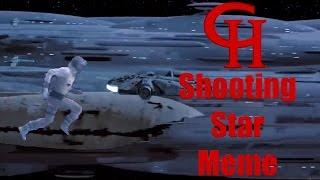 Star Wars Battlefront - Shooting Star Meme - Flying Luke