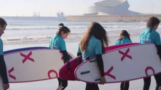 Erasmus is Better When You Surf   2019