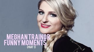 Meghan Trainor :: funny moments :: part 1