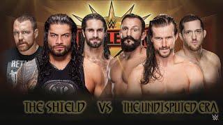 Wrestlemania 35: The Shield vs The Undisputed Era  Epic Promo