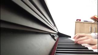 Mustafa Ceceli Gül Rengi   Piyano