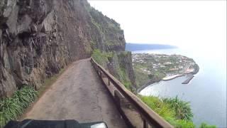 Dangerous road @ Madeira island
