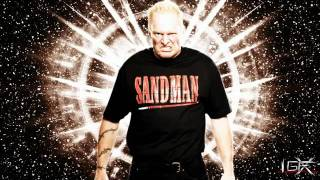 Sandman 2nd WWE Theme Song - Nightmare