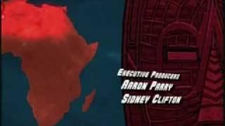 Pantera Negra - O Desenho - Abertura