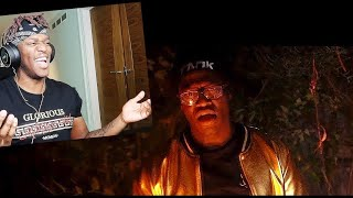 Reacting to My Bro's DISSTRACK on Randolph