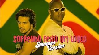 SOFRENDO FEITO UM LOUCO - Luan Santana part. Léo Santana e Olodum