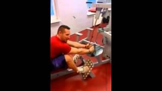 Erik Vanko & Filip Kružic   Fitness & Natural Bodybuilding - Príprava na súťaže 2016 part 1