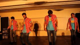 gandi baat dance performance