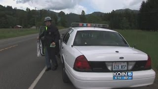 Study: WSP troopers quitting at alarming rate