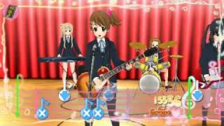 Fuwa Fuwa Time - Ritsu (K-On! Houkago Live!!) Hell Mode