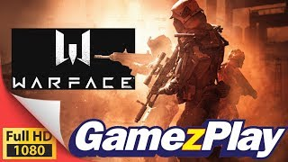 Warface - team based tactical shooter Free on PS4