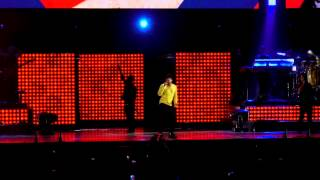 RICKY MARTIN - LA BOMBA - ARENA MONTERREY-2014