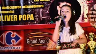 Glasul viorii - muzica Marcel Iorga - Bianca Popa ,9 ani