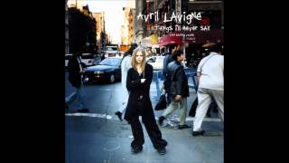 Avril Lavigne - Things I'll Never Say (with backing vocals) HD