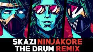 Skazi - The Drum (Ninja Kore Remix)