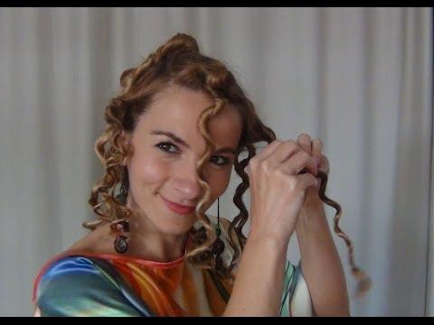 Cum să iţi faci părul creţ fără placă sau ondulator